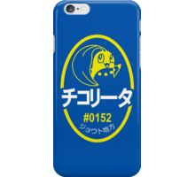 Johto Produce (JP) iPhone Case/Skin
