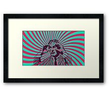 Timothy Leary - Expand Your Mind Framed Print