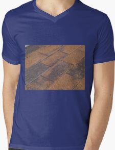Details of stone garden tiles Mens V-Neck T-Shirt