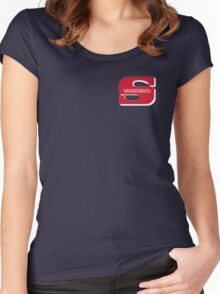 Dept S 2014 Women's Fitted Scoop T-Shirt
