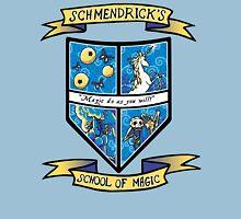 Schmendrick's School of Magic Womens Fitted T-Shirt