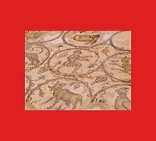 Old Roman mosaic floor  Unisex T-Shirt