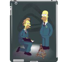 True Simpsons iPad Case/Skin