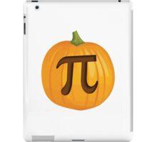 Halloween Pumpkin Pie Pi iPad Case/Skin