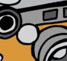Argus C3 Vintage Camera Sticker
