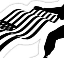 FALSE FLAG Sticker