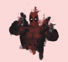 Deadpool - Trash Kids Clothes