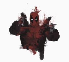 Deadpool - Trash Kids Clothes