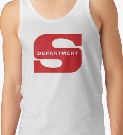 Department S  Tank Top