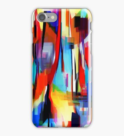 Abstract Series IV iPhone Case/Skin