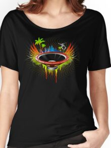 Ride the Bass wave - Ultimate edition Women's Relaxed Fit T-Shirt