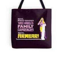 """""""Man of 1004 Armbars"""" Wrestling Design Tote Bag"""