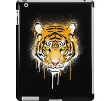 Graffiti Tiger iPad Case/Skin
