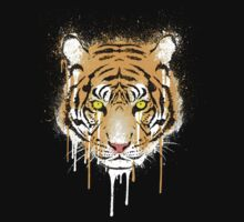 Graffiti Tiger T-Shirt