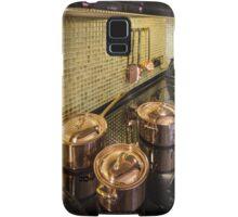 kitchen copper utensils Samsung Galaxy Case/Skin