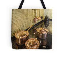 kitchen copper utensils Tote Bag