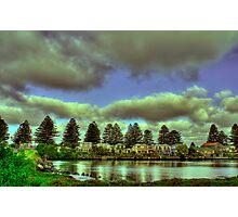 Port Fairy Wharf Photographic Print