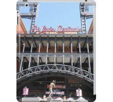 Busch Stadium iPad Case/Skin