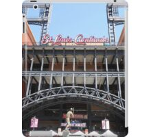 Busch Stadium iPad Case/Skin