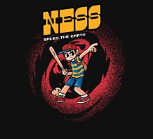Ness Saves The Earth Unisex T-Shirt