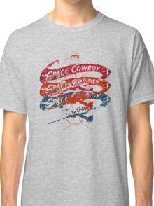 Space Cowboy - Mono Racer Classic T-Shirt