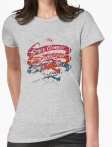 Space Cowboy - Mono Racer T-Shirt