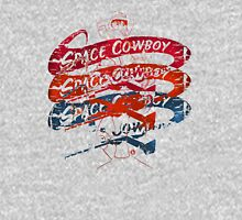 Space Cowboy - Mono Racer Womens Fitted T-Shirt