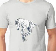 """Pony Frolick # 2""  Unisex T-Shirt"