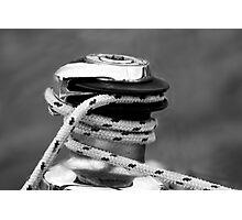 Rope Photographic Print