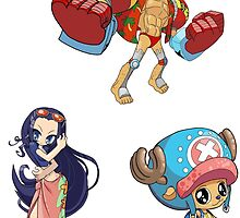 One Piece - Sticker Sheet 2 Collection by 57MEDIA