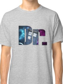 Dr....Who? Classic T-Shirt