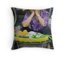 All sold out Throw Pillow