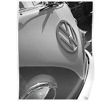 Beachlife always involves VW! Poster