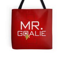 Mr. Goalie Tote Bag