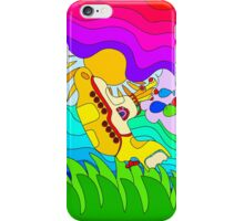 Yellow Submarine Trip iPhone Case/Skin