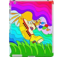 Yellow Submarine Trip iPad Case/Skin