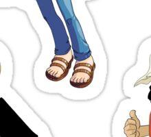 One Piece - Sticker Sheet 3 Collection Sticker