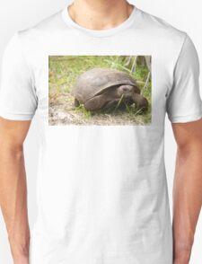 Gopher Tortoise Eats Lunch Unisex T-Shirt