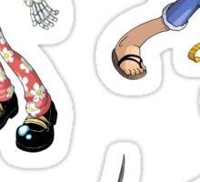One Piece - Sticker Sheet 1 Collection Sticker