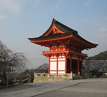 Kyoto Temple01 by LoopGoose