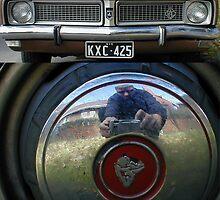 Old Holdens 1 by Anton van der Schoot