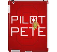 Pilot Pete iPad Case/Skin