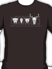 Marauders - We solemnly swear... T-Shirt