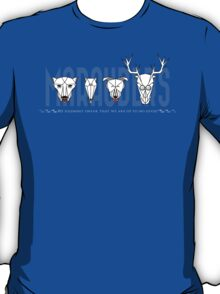 Marauders - We solemnly swear... T-Shirt