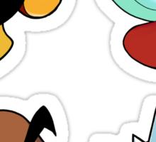 Super Mario Bros. - Enemies Sticker Sheet 1 Collection Sticker
