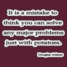 Solve problems Douglas Adams by Tammy Soulliere
