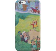 Disney Mr. Toad Legends Of Sleepy Hallow iPhone Case/Skin