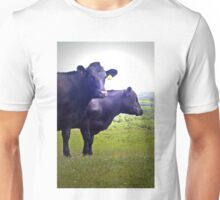 Cley Cows Too B Unisex T-Shirt