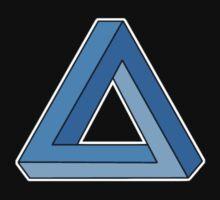 Optical Triangle by Gavin King