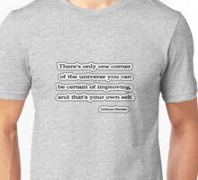 Certain, Aldous Huxley Unisex T-Shirt